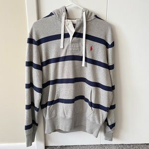 Vintage Polo hoodie